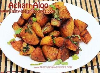 Achari-Aloo