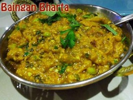 Baingan-Bharta