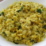 Chana Dal Cabbage Recipe