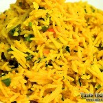 Kesar Rice Recipe