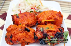 Chicken Janaam Kebab