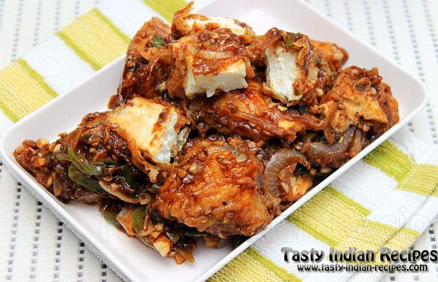 How to make chilli paneer chilli paneer recipe chilli paneer forumfinder Choice Image
