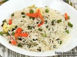 Vegetable-Rice-Recipe