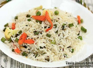 Vegetable-Rice-Recipe