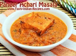 Paneer-Achari-Masala