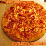 Spicy Chicken Pizza Recipe