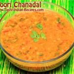Toori Chanadal Recipe