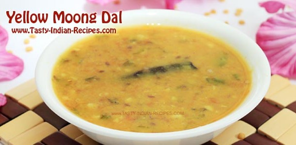 Yellow Moong Dal - Featured