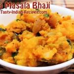 Aloo Masala Bhaji Recipe