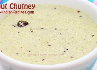 Coconut Chutney---Featured