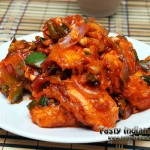 Crispy Paneer in Schezwan Sauce Recipe