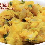 Dosa Bhaji (Filling) Recipe