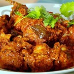 Dry Chicken Curry Recipe