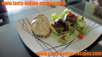 Grilled-Chicken-Caesar-Salad-Recipe