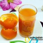 Orange Cursh Juice Recipe