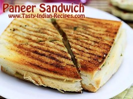 Paneer-Sandwich