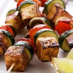 Paneer Shashlik Recipe