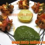Tandoori Paneer Tikka Kebab Recipe