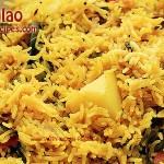 Shahi Pulao Recipe