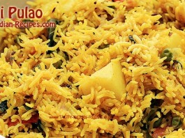 Shahi Pulao - Featured
