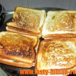 Potato Toast Recipe