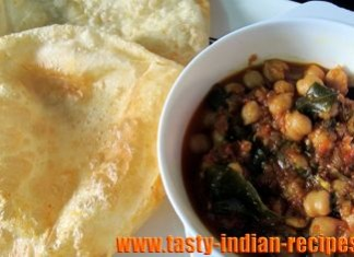 choley-bhature