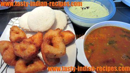 idli-vada-sambar-chutney