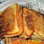 Masala Toast Sandwich Recipe