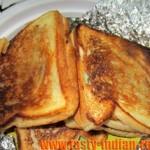 Masala Toast Sandwich Recipe