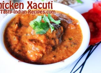Chicken-Xacuti