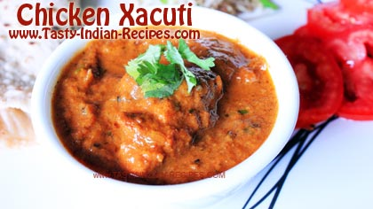 Chicken xacuti recipe how to make chicken xacuti chicken xacuti forumfinder Images