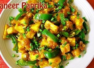 Paneer-Paprika