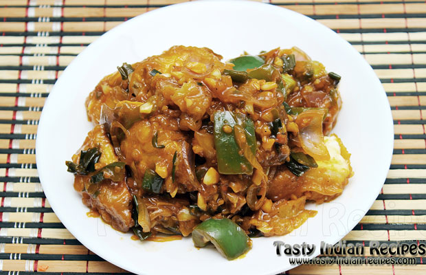 Easy chinese paneer recipes