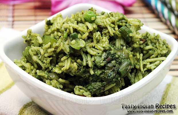 Vegetable Hyderbadi Biryani-Recipe