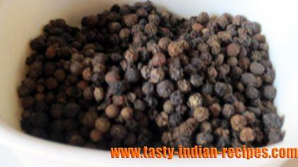black-peppercorns