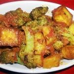 Aloo Paneer Recipe