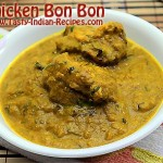 Chicken Bon Bon Recipe