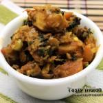 Masala Aloo Bhindi Recipe
