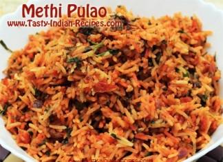 Methi-Pulao-Recipe