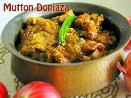 Mutton-Dopiaza