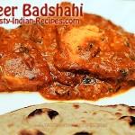 Paneer Badshahi Recipe