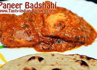 Paneer-Badshahi