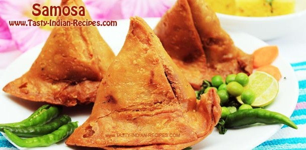 Samosa Recipe--Featured