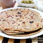 Stuffed Bajra Paratha Recipe