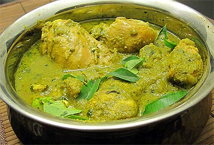 Yelllow-Chicken-Curry