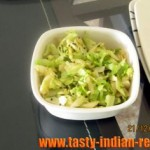 Cabbage and Apple Salad Recipe