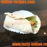 Chicken Tikka Wrap Recipe
