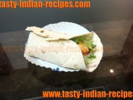 chicken-tikka-wrap