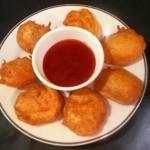 Potato Pakoda Recipe / Potato Fritters Recipe