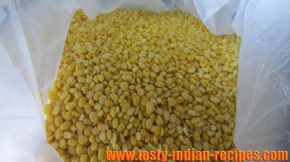 yellow-moong-dal